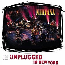 Nirvana MTV Unplugged LP