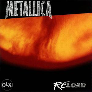 Metallica Reload LP