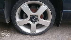 Mazda felge 18