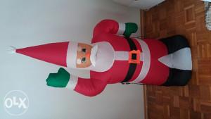 Deda Mraz balon