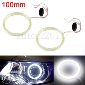 LED svjetla farovi angel eyes 100mm