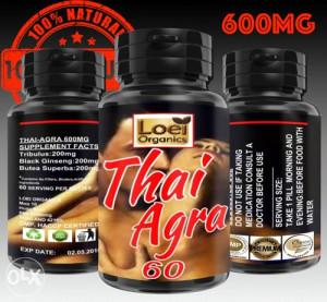 ThaiAgra - Prirodna Vijagra Lijek za Potenciju Erekciju