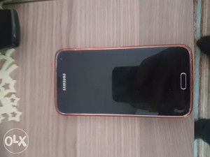 Samsung S5 (S6 S7) Black Crni