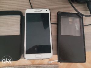 Samsung s5 bijeli (s3 s4 s5 s6 s7)
