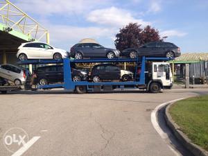 Prevoz auta