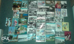 Razglednice i pisma oko 500 kom(detaljno)