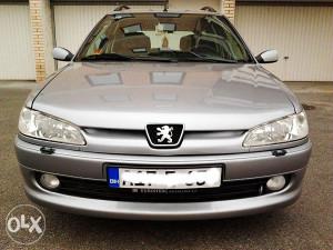 Peugeot 306 Dizel 2.0 HDI Karavan Moze zamjena