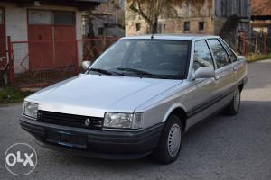 Renault 21 Benzin-Plin