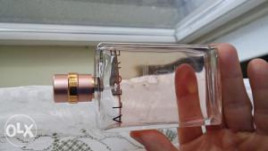 Parfem tester chanel allure malo potrosen