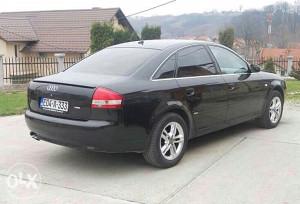 Audi A6 V6 2.5 TDI