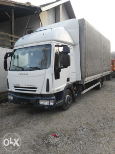 Iveco euro cargo euro 5