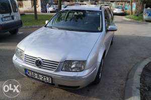VW Volkswagen Bora 1.9 TDI karavan