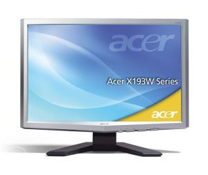 "Acer 19"" wide screen vga/dvi/integ zvucnici"