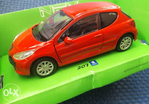 Peugeot 207 Welly