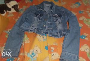 Zenska teksas jakna vel.M