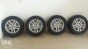 BMW X3 X5 X6 FELGE FELE 17