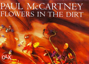 PAUL McCARTNEY-FLOWERS IN THE DIRT lp