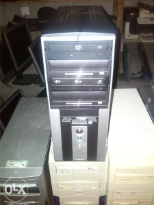 Amd II X2 3.0 ghz,200 gb hdd,win 7