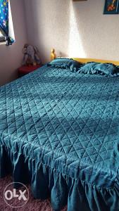 Prekrivac za bracni krevet