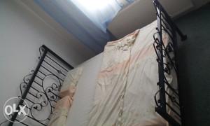 Bracni krevet (kovani, metalni krevet)