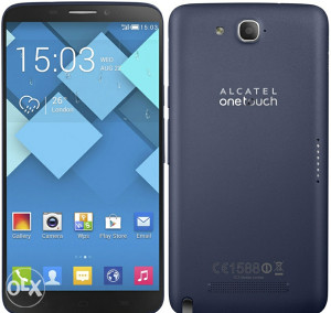 Alcatel hero 8020x