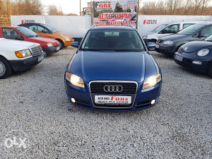 AUDI A4 2.0 TDI AVANT DSG MODEL 2006 GOLF VW