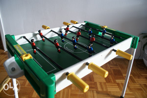 Fudbal stoni