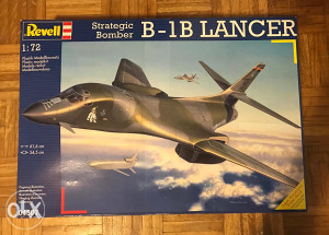Revell maketa aviona B-1B Lancer bombarder