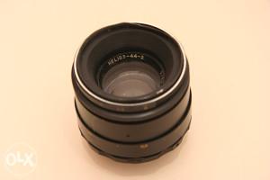 Helios 58mm f2.0 objektiv sa EF adapterom za Canon