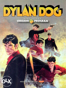 Dylan Dog - obojeni program br. 1