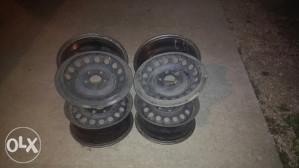 Čelične felge Opel 15-ke