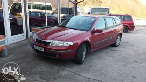 Renault laguna reno 1.9 dci 2002.godina
