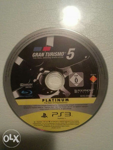 Playstation 3 - Granturismo 5