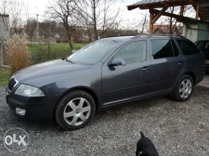 Škoda Oktavia Full Elegance TDI 2007g