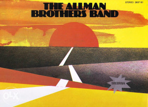 The Alman Brothers Band Greatest Recordings lp