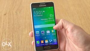 Samsung Galaxy Alpha Demo Unit
