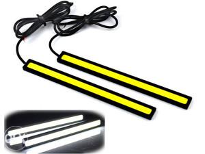 Samoljepljiva univ dnevna LED svjetla maglenke 17cm