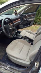 Audi a4 3,2 stranac