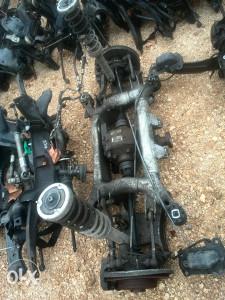 BMW E60 most,trap