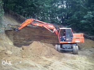 Prevoz i iskopi kamionom i bagerom