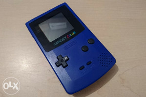 Gameboy game boy color