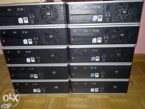 7800 SFF/ Core2Duo/ 4GB ram/ 160GB disk