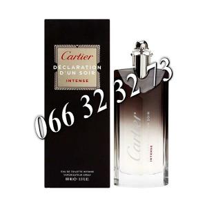 Cartier Declaration D Un Soir Intense 100ml Tester M 100 ml
