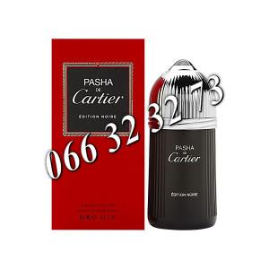 Cartier Pasha De Cartier Edition Noire 100ml Tester M 100 ml