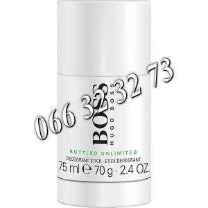 Hugo Boss Bottled Unlimited 75ml Stick ... M 75 ml