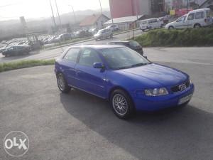 Audi A3  Citaj detaljno