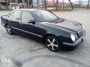 Mercedes 220cdi,2000 god.registrovan do 4.2017