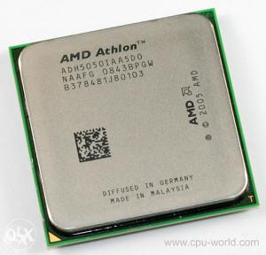 AMD Athlon 64 X2 PROCESORI
