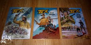 Tex Album komplet (1-3) LIBELLUS
