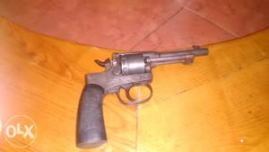 Pistolj gaser patent 1882 godina